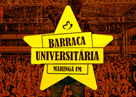 BARRACA UNIVERSITÁRIA